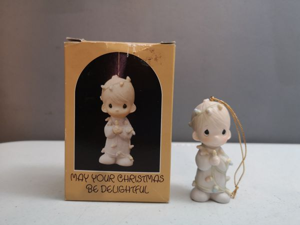 Enesco Precious Moments Ornaments