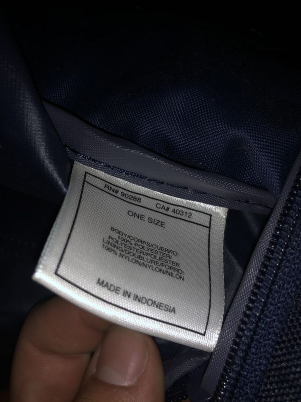 Adidas Duffle bag- large