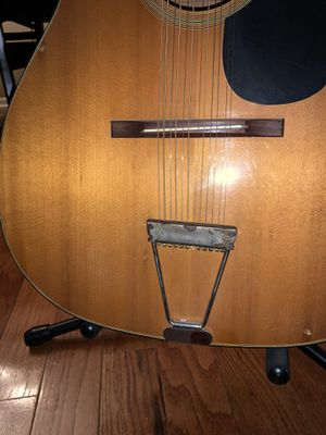 Gretsch 12 string acoustic on guitar. for Sale in Collegedale, TN