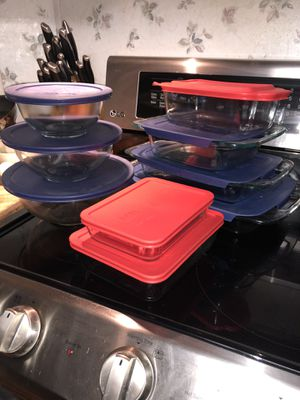 Pyrex set for Sale in Austin, TX