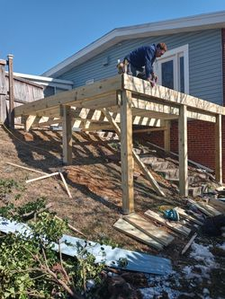 DECK D0NE RIGHT for Sale in Waldorf,  MD