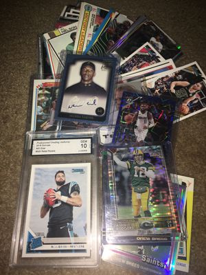 Sports cards football baseball basketball for Sale in San Jose, CA