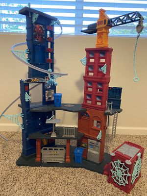 Spider-Man Tower for Sale in Graham, WA