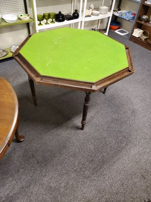Collapsible card table for Sale in Erie, PA