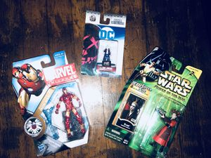 Star Wars Action Figures Never Opened for Sale in St. Louis, MO