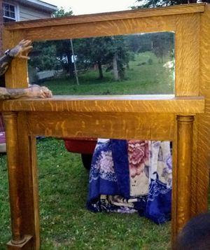 Antique Oak Fireplace for Sale in Cumberland, VA