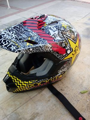 Motorcycle helmet size medium for youth for Sale in Baldwin Park, CA