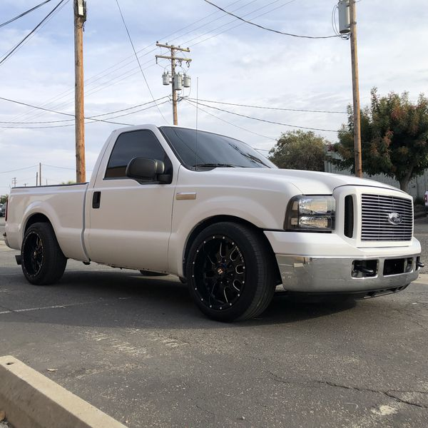 2006 FORD F250 SINGLE CAB SHORT BED DIESEL for Sale in ...