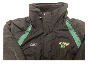 Dallas Stars Vintage Reebok Jacket for Sale in Denver, CO