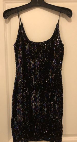 Little black sequin dress for Sale in Washington, DC