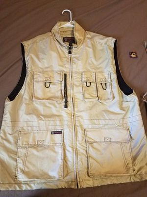 Fishing vest xxl for Sale in Phoenix, AZ