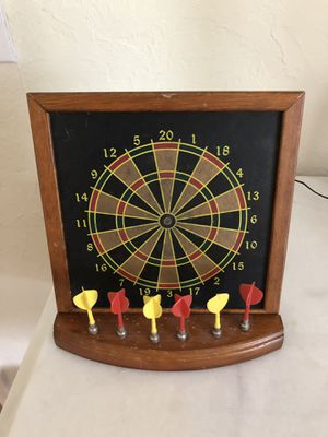 Magnetic Dartboard Set for Sale in Palmetto Bay, FL
