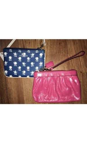 Coach wristlet bundle for Sale in Baltimore, MD