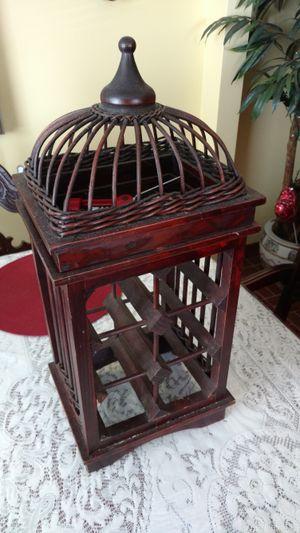 Antique Wine bottle holder for Sale in MI, US