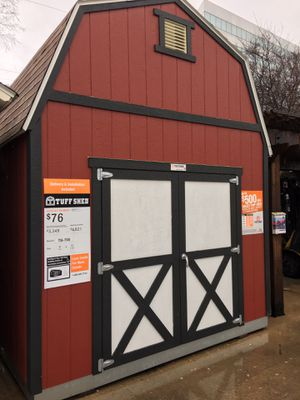#566 Tuff Shed 10x12 TB700 Display Model for Sale in Houston, TX
