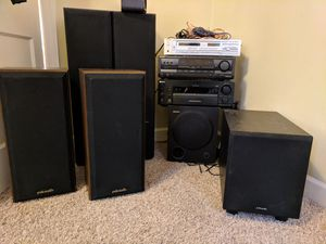 Vintage Audio Equipment (multiple units) for Sale in Atlanta, GA
