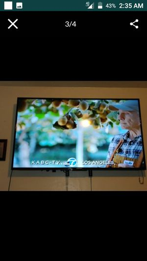 50 inch smart tv for Sale in Los Angeles, CA