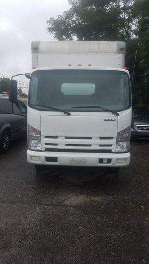 2012 Isuzu Box Truck for Sale in Woodbridge, VA