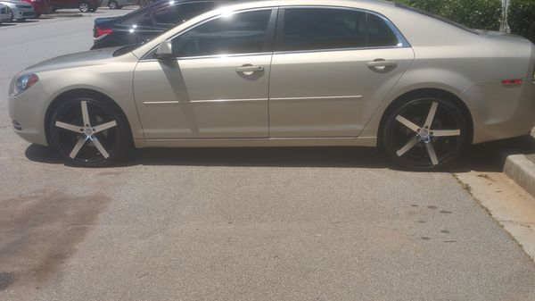 2010 Chevy Malibu for sale! Needs transmission and catalytic converter.