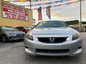 2010 Honda Accord Cpe for Sale in Miami, FL