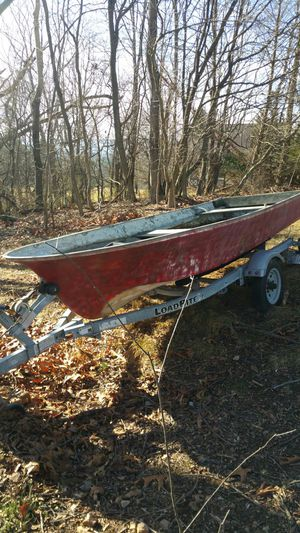 No Title Rowboat for Sale in Unger, WV