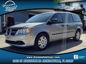 2014 Dodge Grand Caravan for Sale in Jacksonville, FL