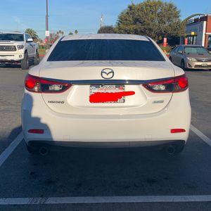 White Mazda 6 2015 for Sale in Salinas, CA