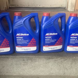 Aceite ACDELCO V1 for Sale in Fontana, CA