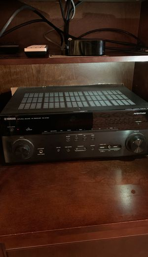 Yamaha Aventage RX-A730 and Polk Audio surround sound for Sale in Vancouver, WA