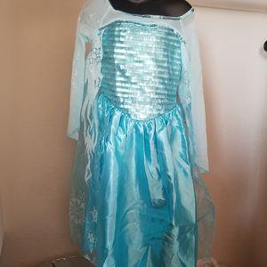 elsa costume dress NEW for Sale in Queen Creek, AZ
