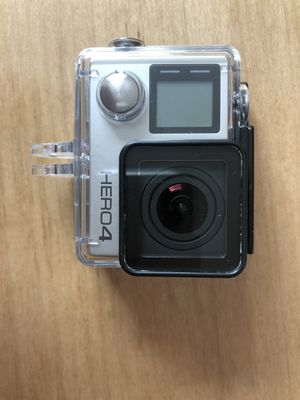 GoPro Hero 4 with housing for Sale in Mountain View, CA