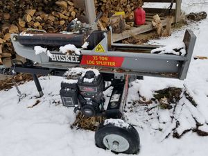 Huskee 35ton log splitter for Sale in Unityville, PA