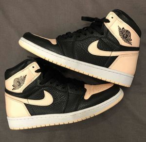 AIR JORDAN 1 HI OG CRIMSON TINT SIZE 9.5! 100% AUTHENTIC for Sale in Queens, NY