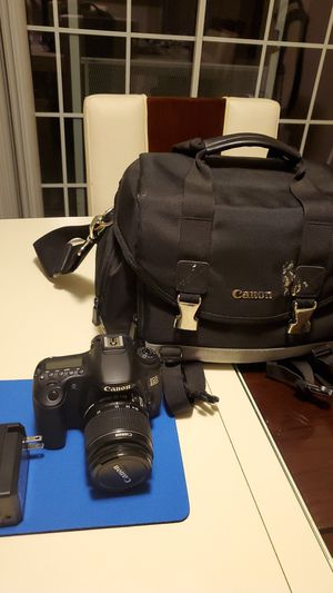 Canon 60D for Sale in Fairfield, CA
