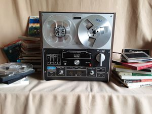 Akai GX/M11d Reel to Reel Recorder and Extras for Sale in Portland, OR