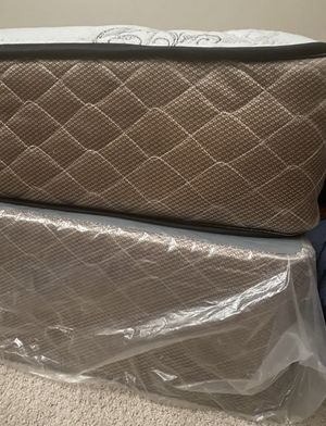 Need gone! Full size box spring for Sale in Tracy, CA