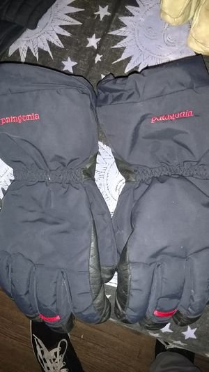 Patagonia/hestra #51884liner, c682g men's snowboarding gloves large for Sale in Seattle, WA