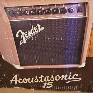 Fender Amp for Sale in Fountain Valley, CA