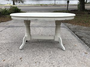 Snack Cakes: Small Antique Farmhouse Table for Sale in Altamonte Springs, FL