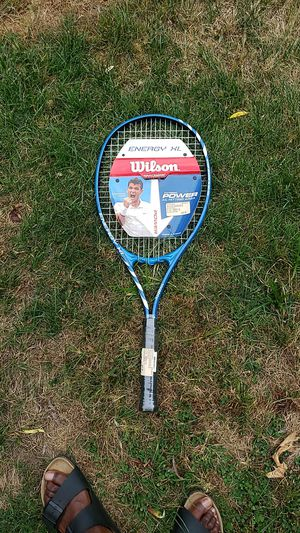 Wilson XL adult tennis racket for Sale in Middletown, CT