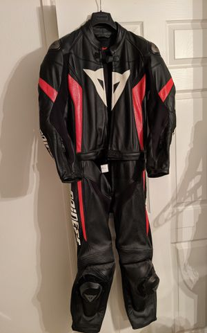 Dainese motorcycle suit for Sale in Dallas, TX