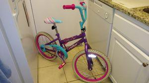Girls 18 inch bike sweet dreams LIKE NEW for Sale in Clearwater, FL