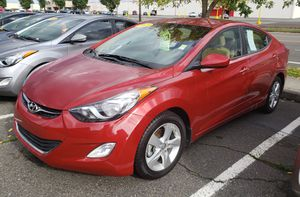2013 Hyundai Elantra for Sale in Lakewood, WA