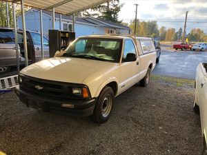 1994 Chevrolet S Truck for Sale in Roy, WA