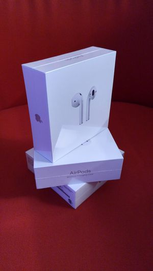 Apple Airpods 2ND Generation Wireless Charging for Sale in Tampa, FL