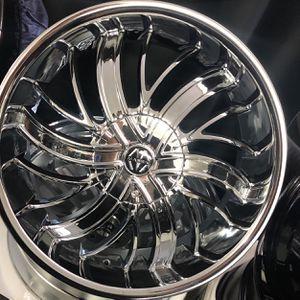20/8.5 Massiv Wheels. Financing Options for Sale in St. Petersburg, FL