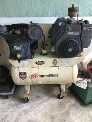 Air compressor infers I'll rand for Sale in Miami, FL