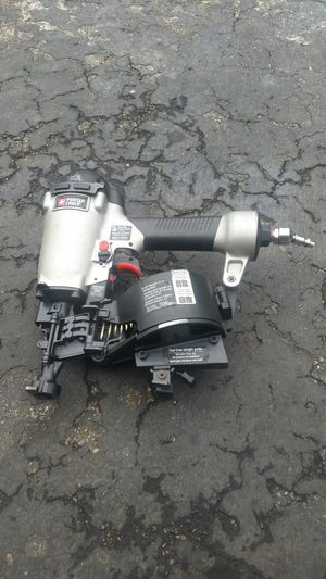 Porter Cable Coil Roofing Nailer for Sale in Oak Lawn, IL