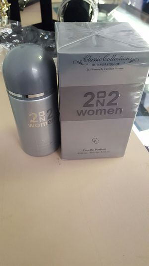 100ml 2on2 women perfume for Sale in Smyrna, TN