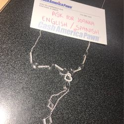 Diamond Necklace for Sale in Chicago,  IL
